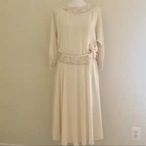 Shannon Rodgers Jerry Silverman 60s Party Dress